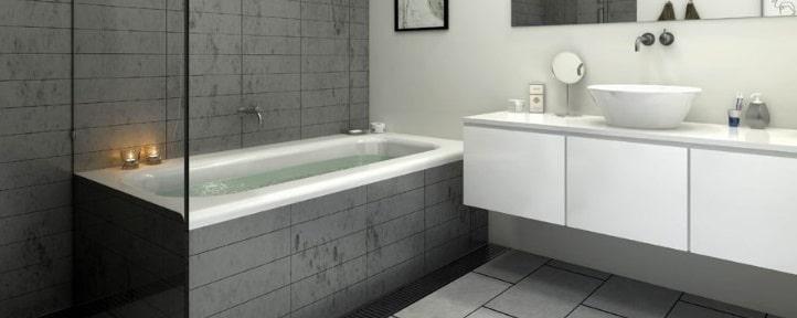 La salle de bain une pi ce vivre bien part 3e habitat for Changer sa salle de bain