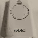 Télécommande FAAC XT4 868 SLH