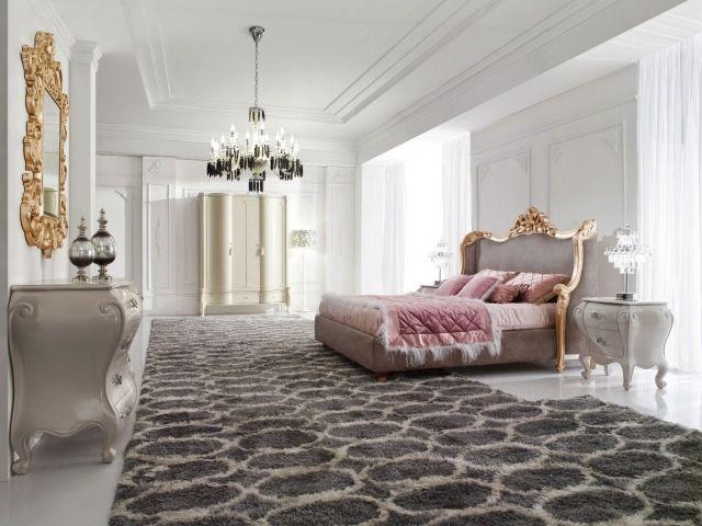 chambre à coucher baroque