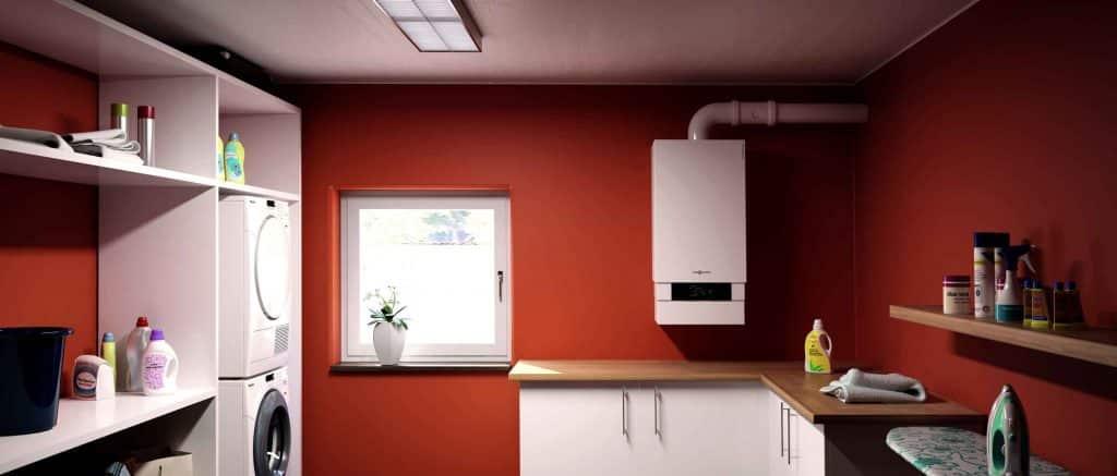 pour le chauffage de la maison pensez une chaudi re murale. Black Bedroom Furniture Sets. Home Design Ideas