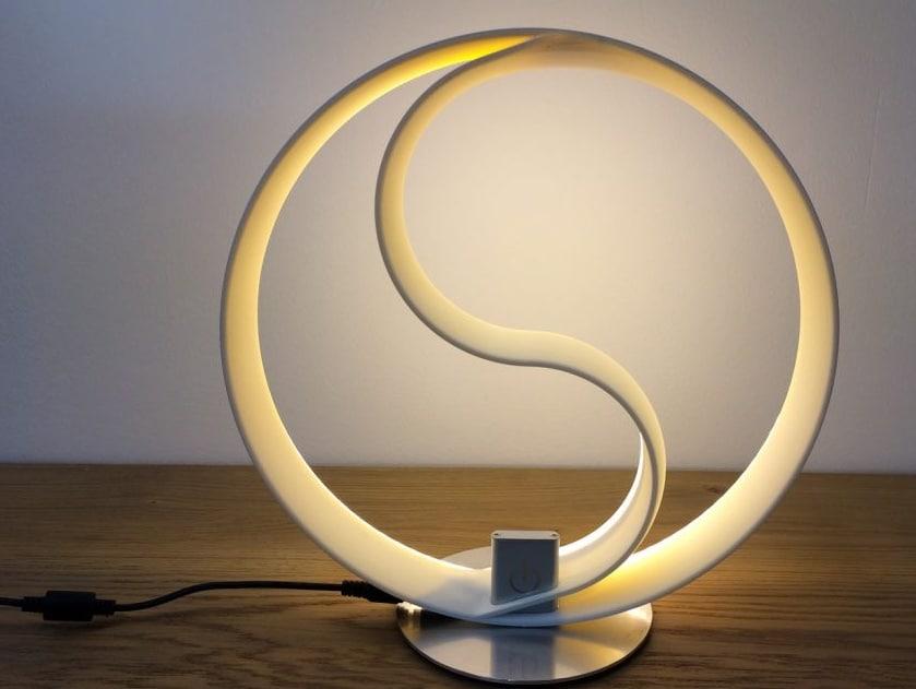 beau luminaire moderne