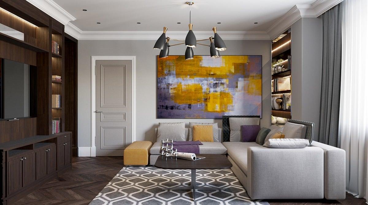 quelques conseils pour bien décorer son intérieur avec des oeuvres d'art