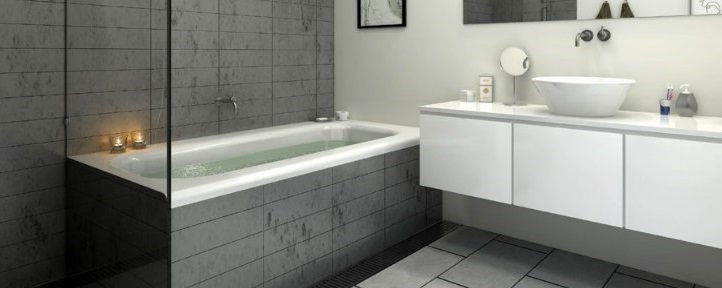 la salle de bain une pi ce vivre bien part 3e habitat. Black Bedroom Furniture Sets. Home Design Ideas