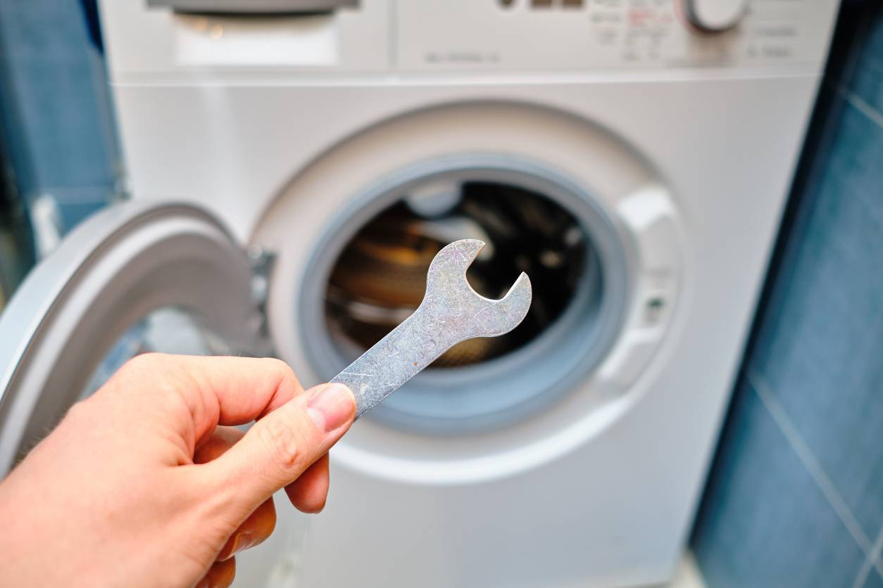 Lave-linge réparation