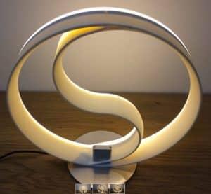 un luminaire moderne et original via une imprimante 3D