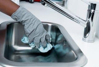 Un service pratique pour du ménage écoresponsable