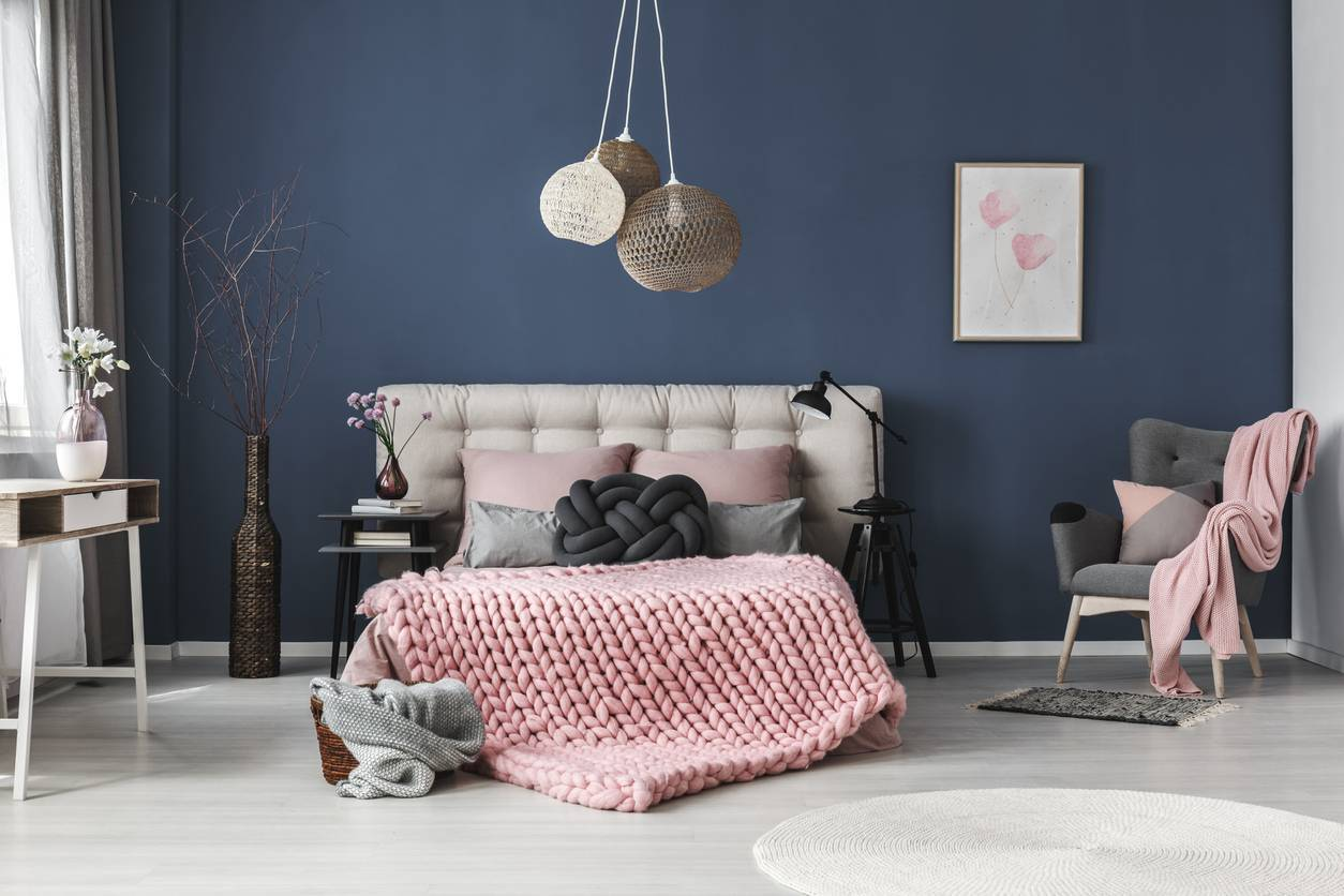 ambiance cocooning chambre